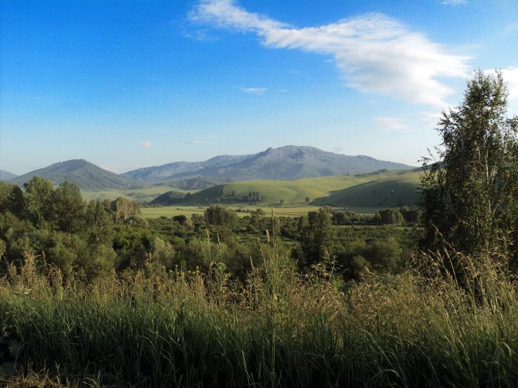 Беловодье Алтай