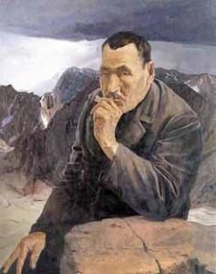 Гуркин Автопортрет 30 г
