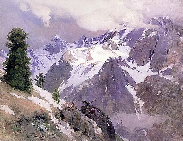 Гуркин Хан Алтай 1912г