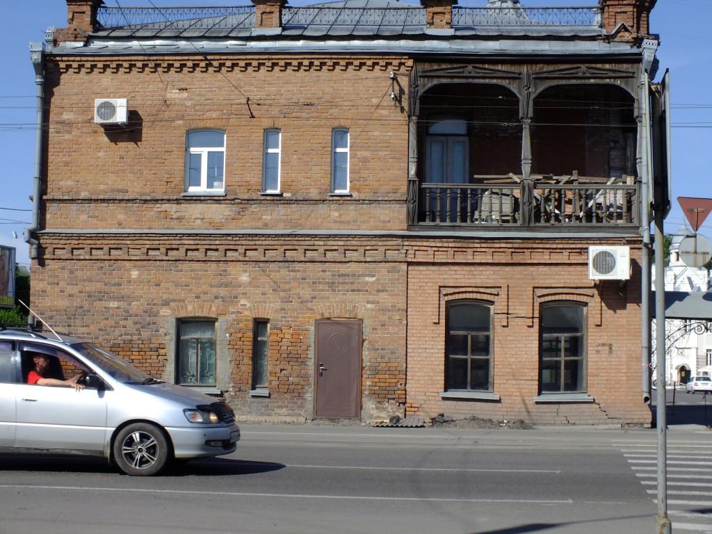 Улицы купеческого Бийска