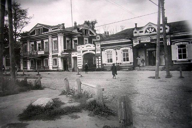 Особняк Купцов Морозовых 1930